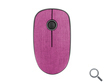 MOUSE EVO DENIM WIRELESS PINK NGS